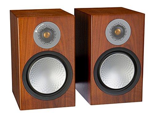 Monitor Audio Silver 100 in Walnut (Pair)