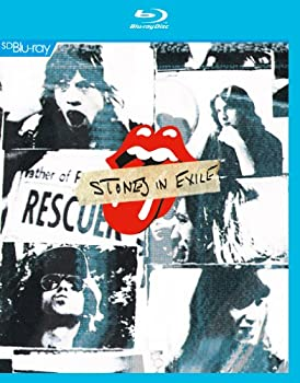 Stones in Exile [Blu-ray]