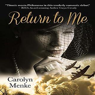 Return to Me audiobook cover art