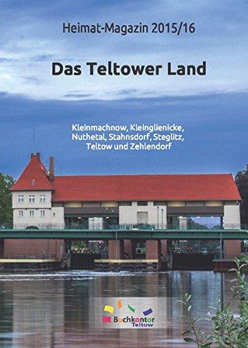 Heimat-Magazin 2015/16: Das Teltower Land
