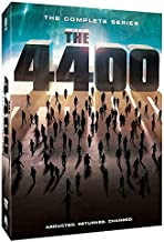 4400COMPLETE SERIES
