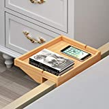 Woodluv, tavolino da agganciare al lato del letto 100% ecologico,...