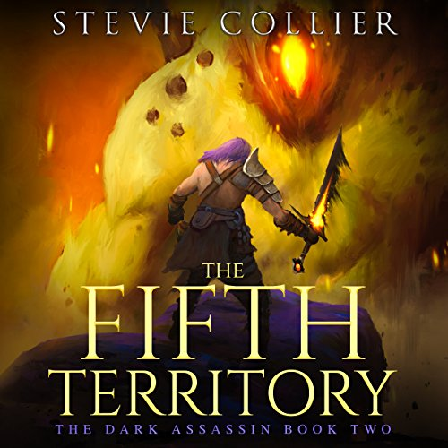 The Fifth Territory audiobook cover art