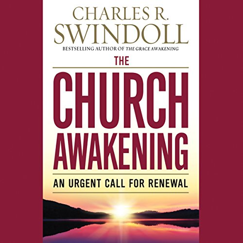 The Church Awakening audiobook cover art