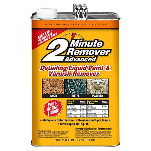 Product Image of the Sunnyside Corporation 635G1 2 Minute Remover Advanced Liquid, Gallon, 2 Pack