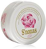 S'Nonas Hidratante Glicerinada - Crema de manos, 200 ml