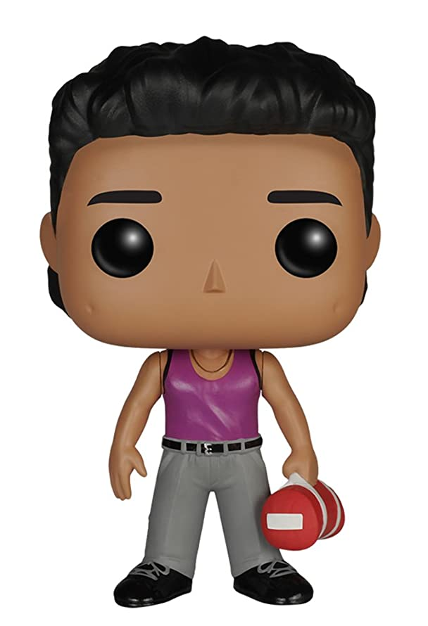 Funko POP TV Saved by The Bell A.C. Slater Action Figure