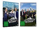 Watzmann ermittelt Staffel 1+2.1 (4 DVDs)