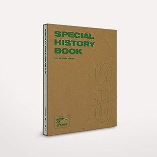 FNC Entertainment SF9 - Special History Book (Special Album) Album+Extra Photocards Set