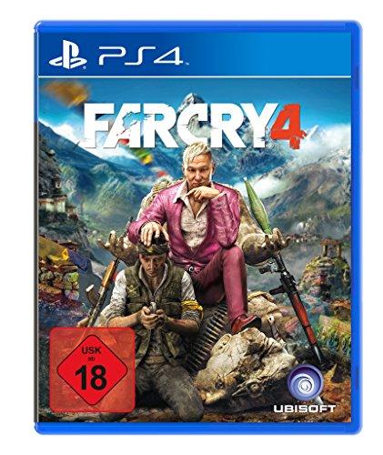 Far Cry 4 - Standard Edition [Playstation 4]