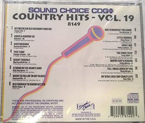 Karaoke: Country Hits 19