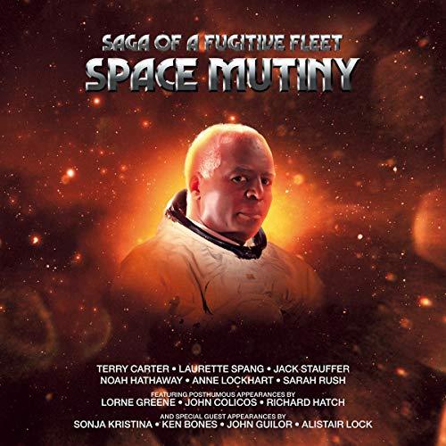 Couverture de Space Mutiny