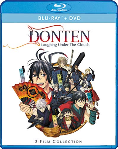 Donten: Laughing Under the Clouds - Gaiden: 3-Film Collection [Blu-ray]