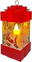 LANCHEN LED Lichtgevende Decoratie Lamp Thuis Raam Teller Nachtlampje Kerst Lantaarn Batterij Aangedreven Cadeau voor Kid