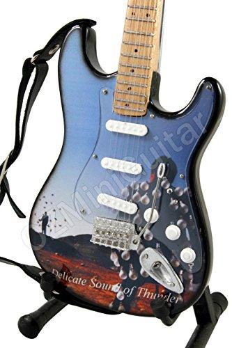 Miniaturgitarre Art Series PINK Floyd Delicate Sound of Thunder