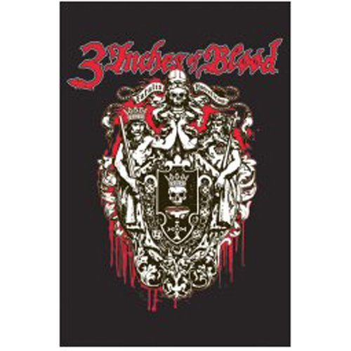 3inches of Blood–Póster Logotipo (in 61cm x 91,5cm)