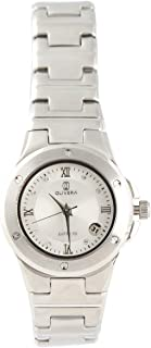 Analog Stainless Steel Watch For Women by Olivera, OL1039