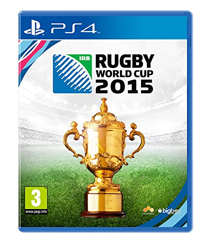 Ubisoft Sw Ps4 81129 Rugby World Cup 2015