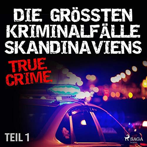 Die größten Kriminalfälle Skandinaviens 1 Titelbild