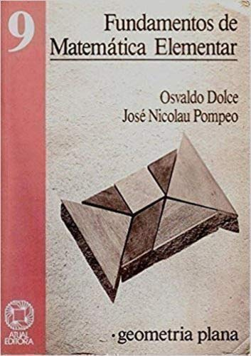 Fundamentos De Matematica Elementar - V. 09