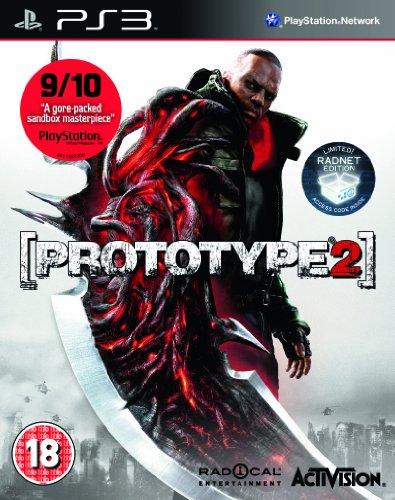 Prototype 2: Radnet Edition (Playstation 3) [importación inglesa]
