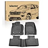 HIKOTOR Rubber Slush Mats Replacement for Jeep 2016-2019 Grand Cherokee Rubber Slush Mats Floor Mats...