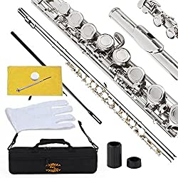 Glory Closed hole C Flute is great value for money. Ideal for beginners and intermediate players