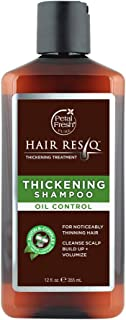 Petal Fresh Hair ResQ Oil Control Natural Thickening Shampoo For Noticeably Thinning Hair