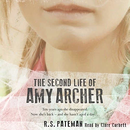 The Second Life of Amy Archer cover art