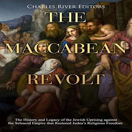 The Maccabean Revolt  By  cover art