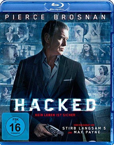 Hacked - Kein Leben ist sicher [Alemania] [Blu-ray]