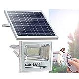 Foco Solar Exterior Con Sensor De Movimiento 60W 100W 150W 260W...