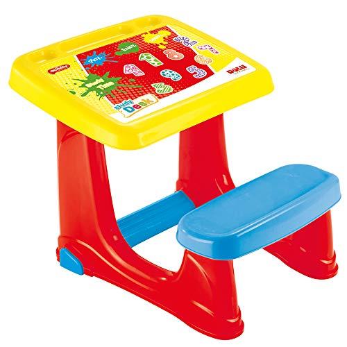 Dolu Inteligentne nauka sztuka rysunek kreatywne biurko edukacyjne dla dzieci, żółty