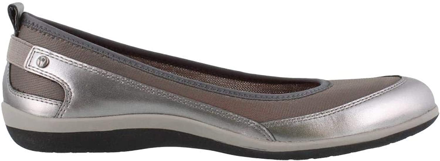 Revere Comfort shoes Women's Charlotte Flats shoes Taupe