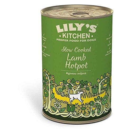 Lily's Kitchen - Recette Agneau Mijoté pour Chiens - 400g
