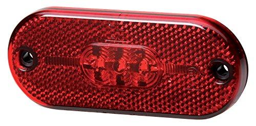 HELLA 2TM 357 009-011 Schlussleuchte - Valuefit - LED - 12V - Anbau