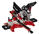Einhell Scie à onglet radiale TC-SM 2131/1 Dual (max. 1 800 W, 4 900...