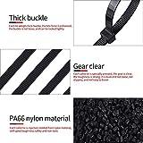 Zoom IMG-2 tonsooze fascette stringicavo nylon cavi