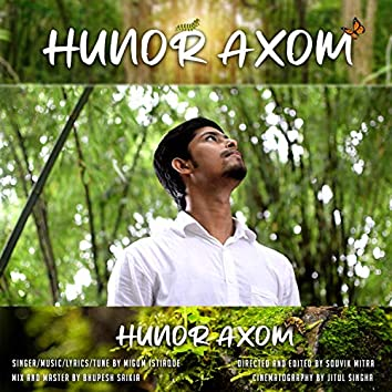 Hunor Axom