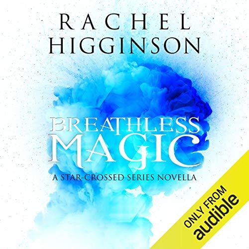 Breathless Magic audiobook cover art