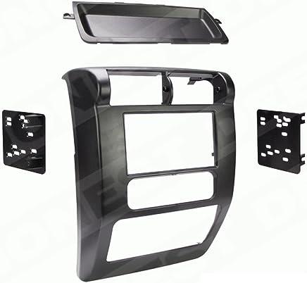 Metra 1997-2002 Jeep Wrangler Car Radio Stereo Installation Double Din 2Din Dash Kit//Panel//Facia Wire Harness SE Sport Sahara TJ JK 1997 1998 1999 2000 2001 2002 97 98 99 00 01 02