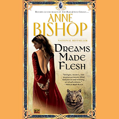 Dreams Made Flesh audiobook cover art