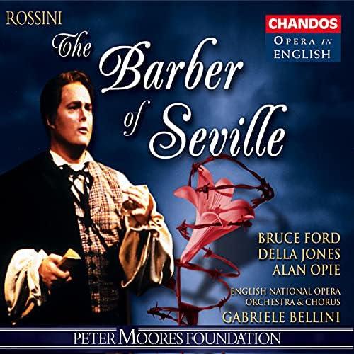 Gabriele Bellini, English National Opera Orchestra, Bruce Ford, Andrew Shore, Della Jones, Alan Opie, Peter Rose & Peter Snipp