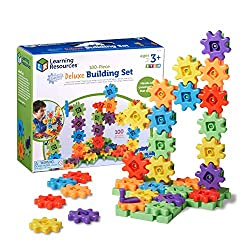 Best Toys for 4 Year Old Boys - Learning Resources Gears! Gears! Gears!