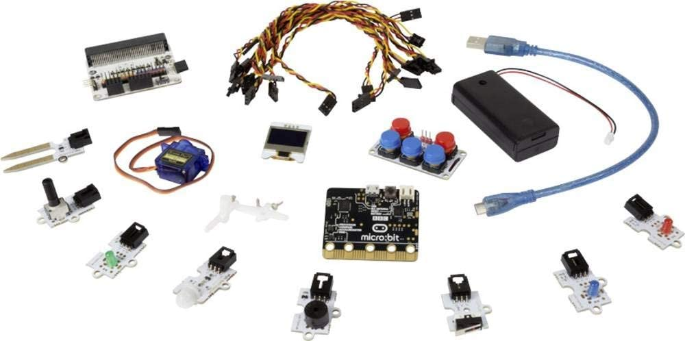 Velleman VMM502 MICROBIT Series Started Max 63% Popular shop is the lowest price challenge OFF pcs Pack 2 of Kit