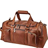 Claire Chase Ultimate Leather Duffel Bag in Rustic