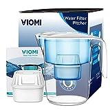 VIOMI 3.5L Jarra de Agua Filtrada con Filtro Super Intelligent Filter UV Esterilización Versión