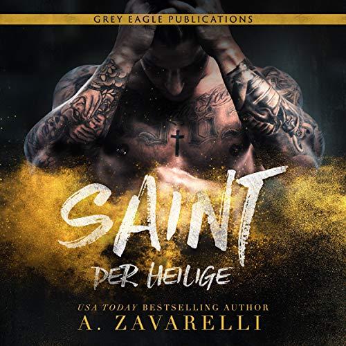 Saint - Der Heilige (German Edition) cover art