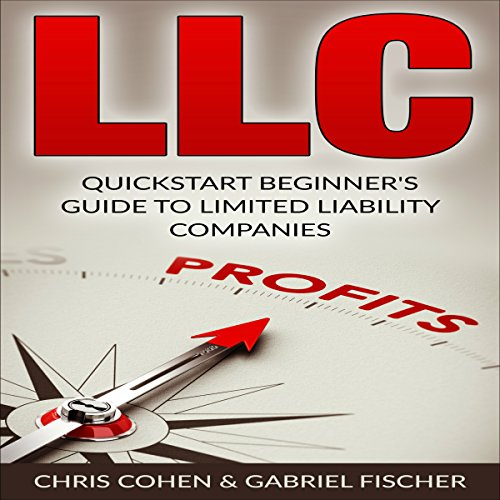 LLC, Limited Liability Company audiobook cover art