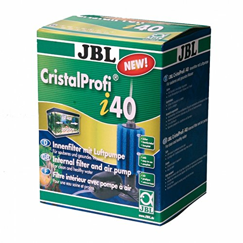 JBL 6090000 CristalProfi 140 (TekAir mit Luftpumpe)